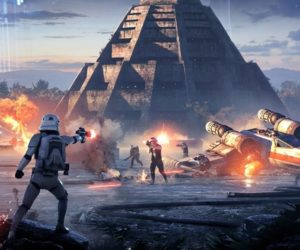 Обзор Star Wars Battlefront 2 в тезисах