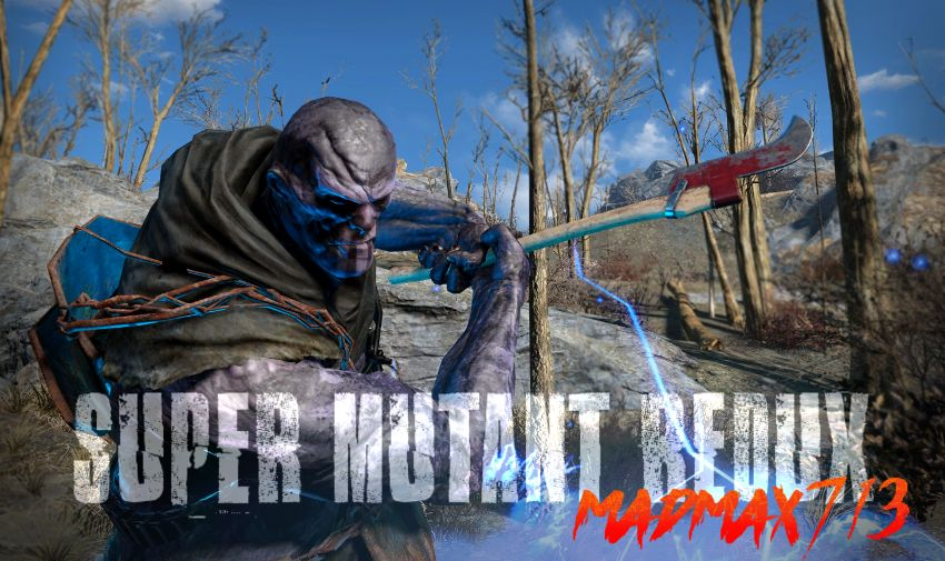 Super Mutant Redux mod