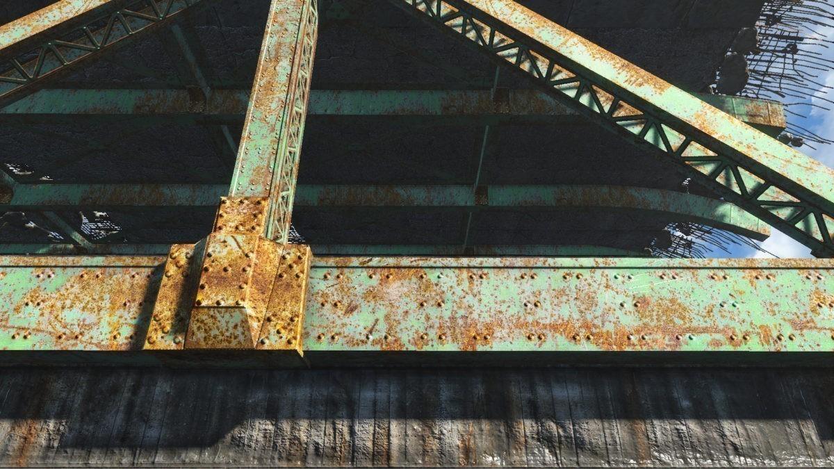 Текстуры мостов