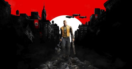 Wolfenstein 2 art