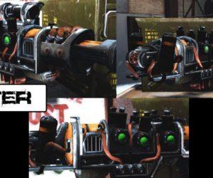 Better Plasma Guns in 4K after
