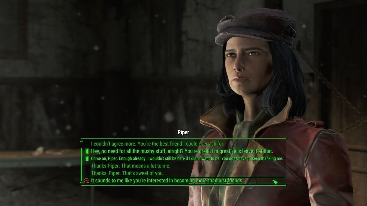 Extended Dialogue Interface