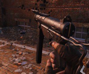 Grease Gun SMG