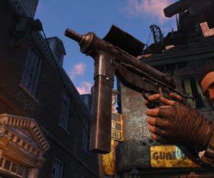 Fallout 4 мод на оружие