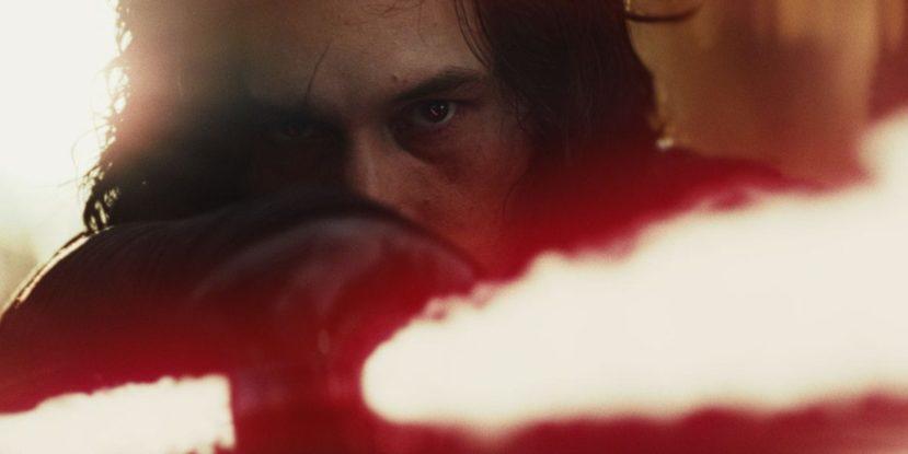 """Кайло Рен. Кадр из фильма """"Звёздные войны: Последние джедаи"""""""