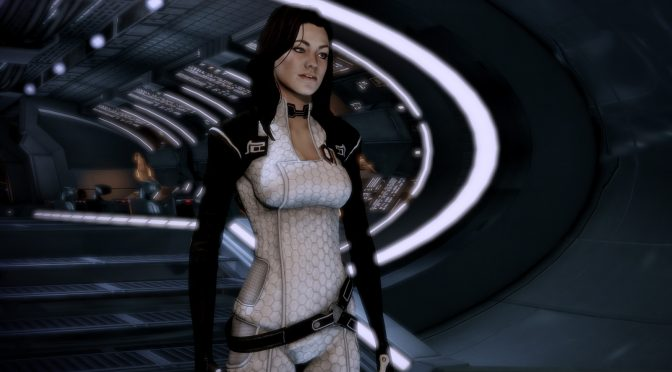 Mass Effect текстуры 4K