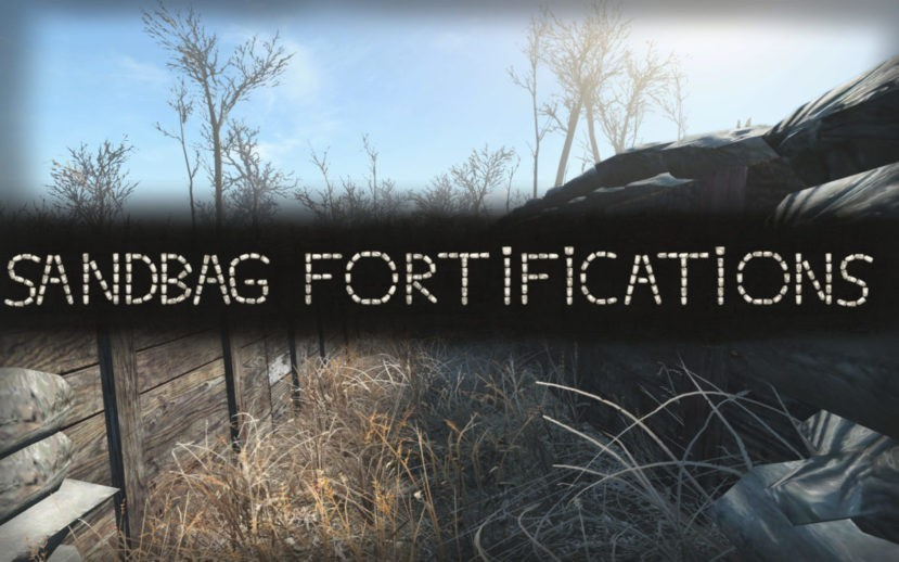 Sandbag Fortifications