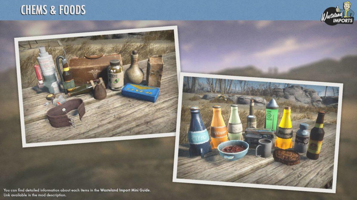 Wasteland Imports