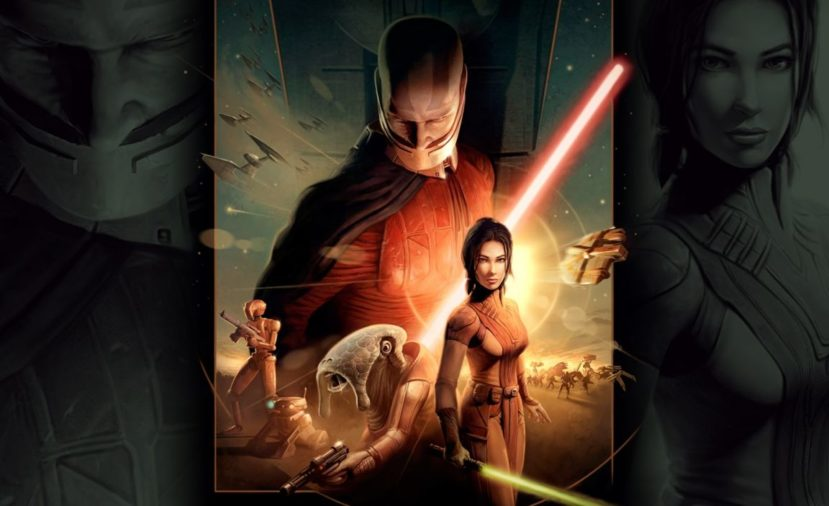 "Лучшие РПГ: ""Star Wars: Knights of the Old Republic"""
