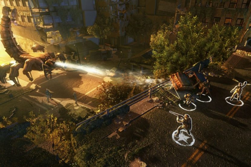Wasteland 2 gameplay