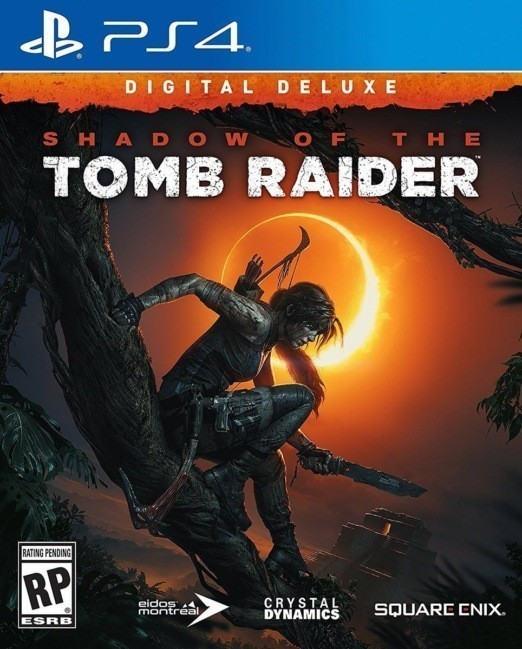 Shadow of the Tomb Raider арт