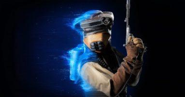 Battlefront 2 - новый скин Леи