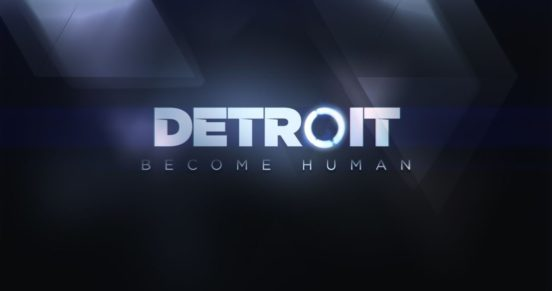 """Detroit Become Human"" - постер"