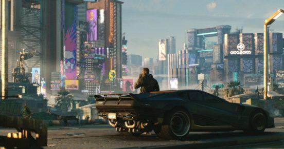 E3 2018: Первый трейлер Cyberpunk 2077