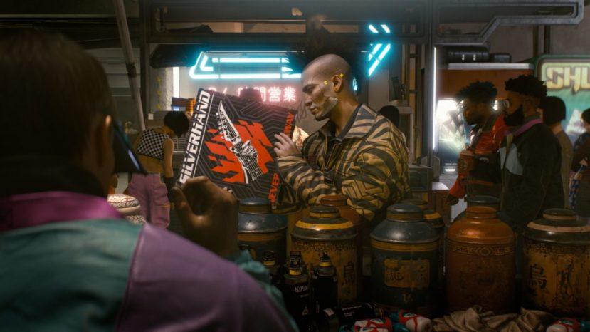 Всё что известно о Cyberpunk 2077