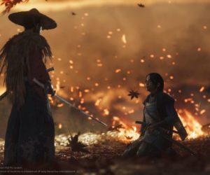 E3 2018: Дебютный геймплей Ghost of Tsushima
