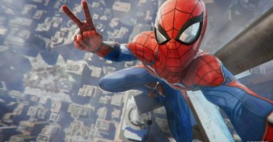 E3 2018: Новый геймплей Marvel's Spider-Man
