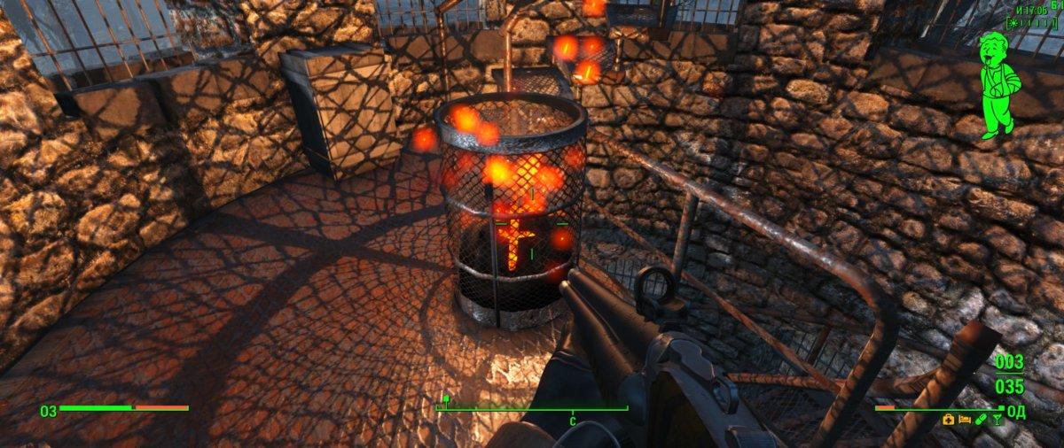 Fallout 4 - оптимизация теней