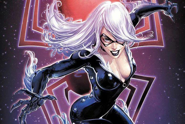 Чёрная кошка (Фелиция Харди) в комиксах.