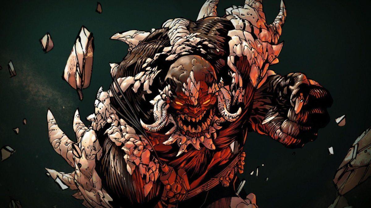 Думсдэй - монстр, убивший Супермена