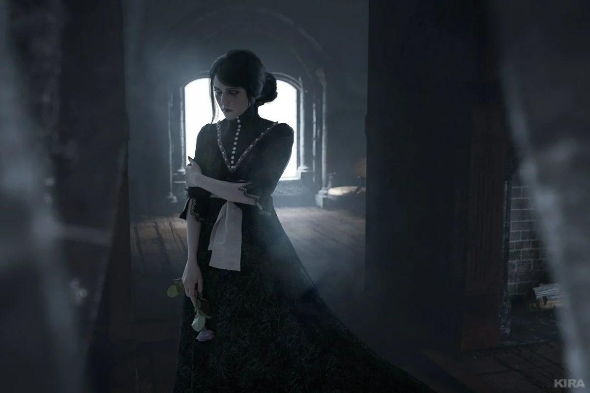 """Ирис фон Эверек (""""Ведьмак 3: Каменные сердца"""")"""