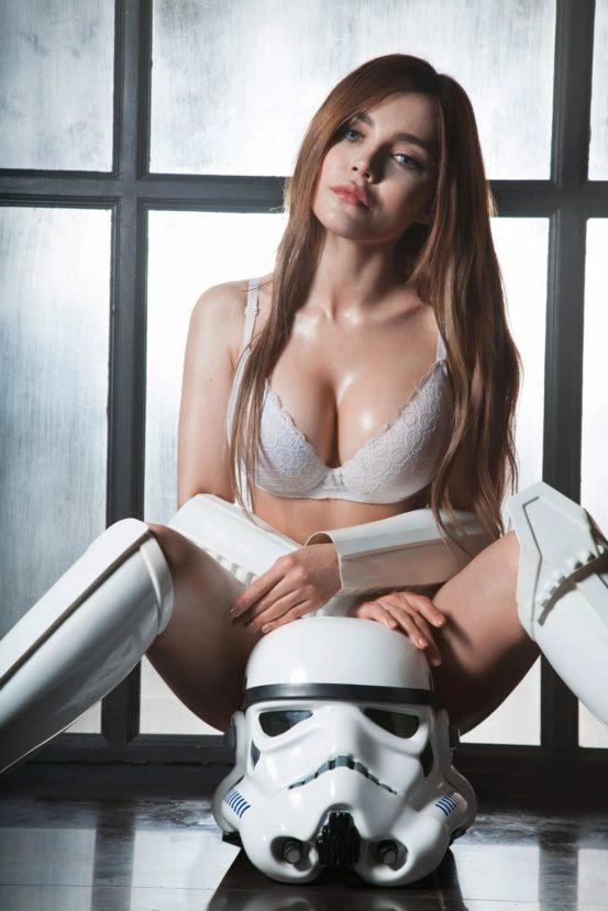 """""""Звёзды косплея"""": 16 самых сексуальных косплеев Кристины Финк"""