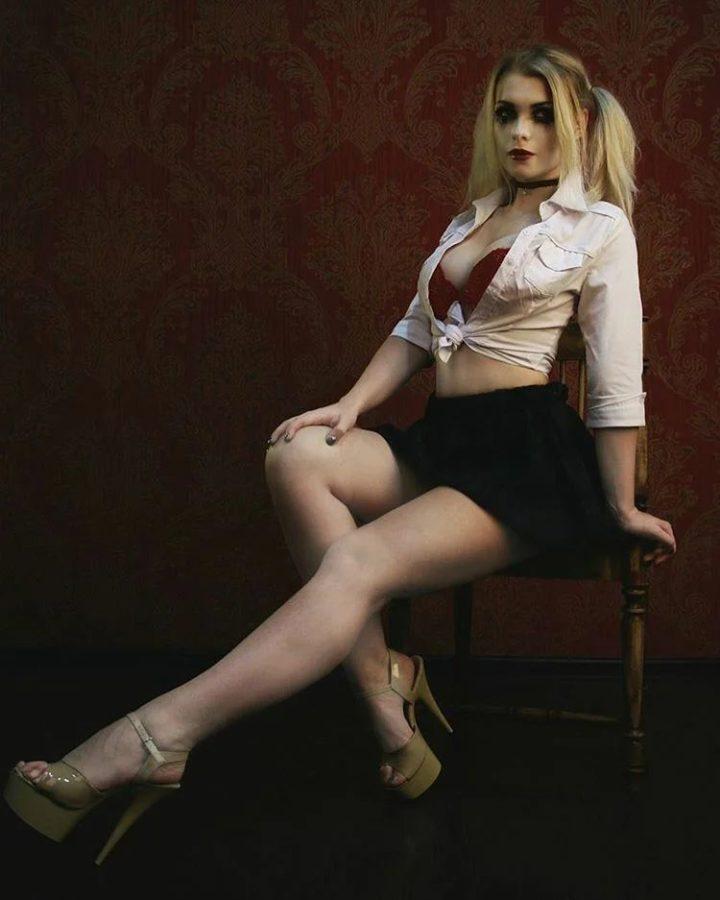 Жанет из Vampire: The Masquerade – Bloodlines.