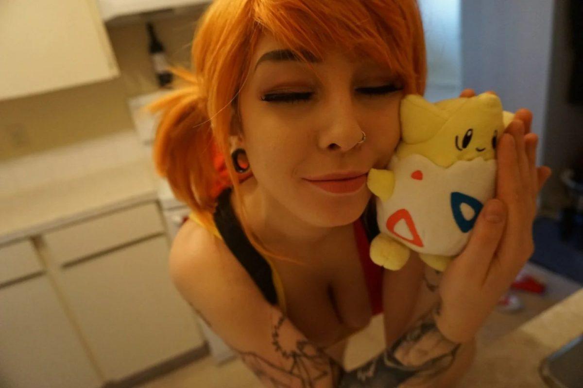 Мисти из Pokemon