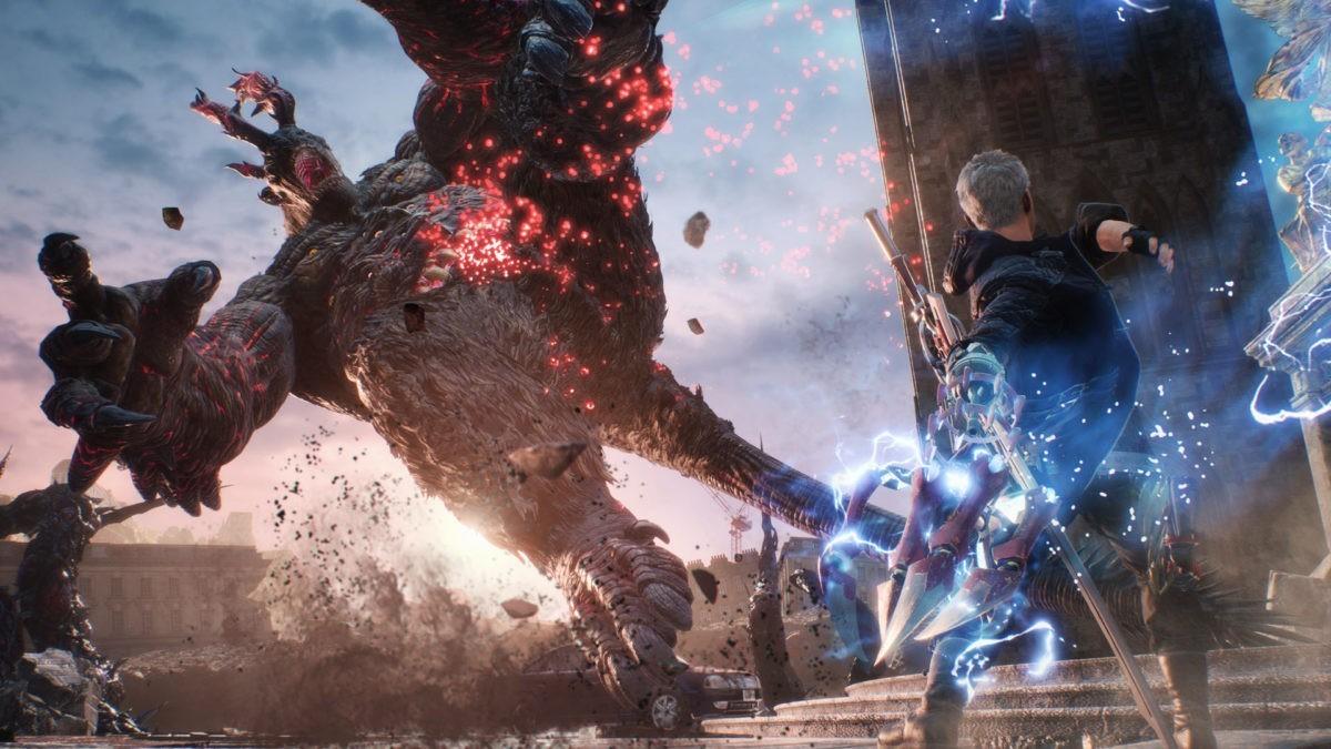 Devil May Cry 5 - скриншот