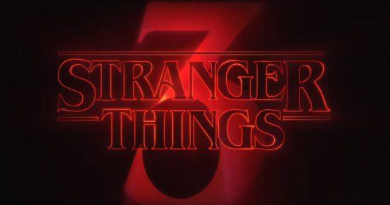 Очень странные дела 3