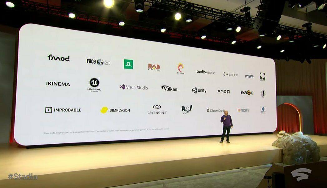 Google Stadia - игровая платформа будущего