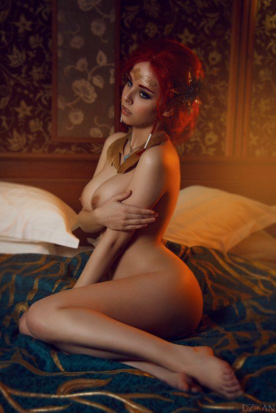 Helly von Valentine - Трисс без цензуры