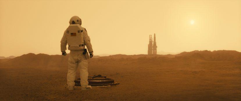 """""""К звёздам"""" - Марс"""
