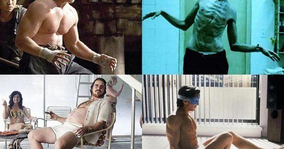 6 самых невероятных преображений актёров
