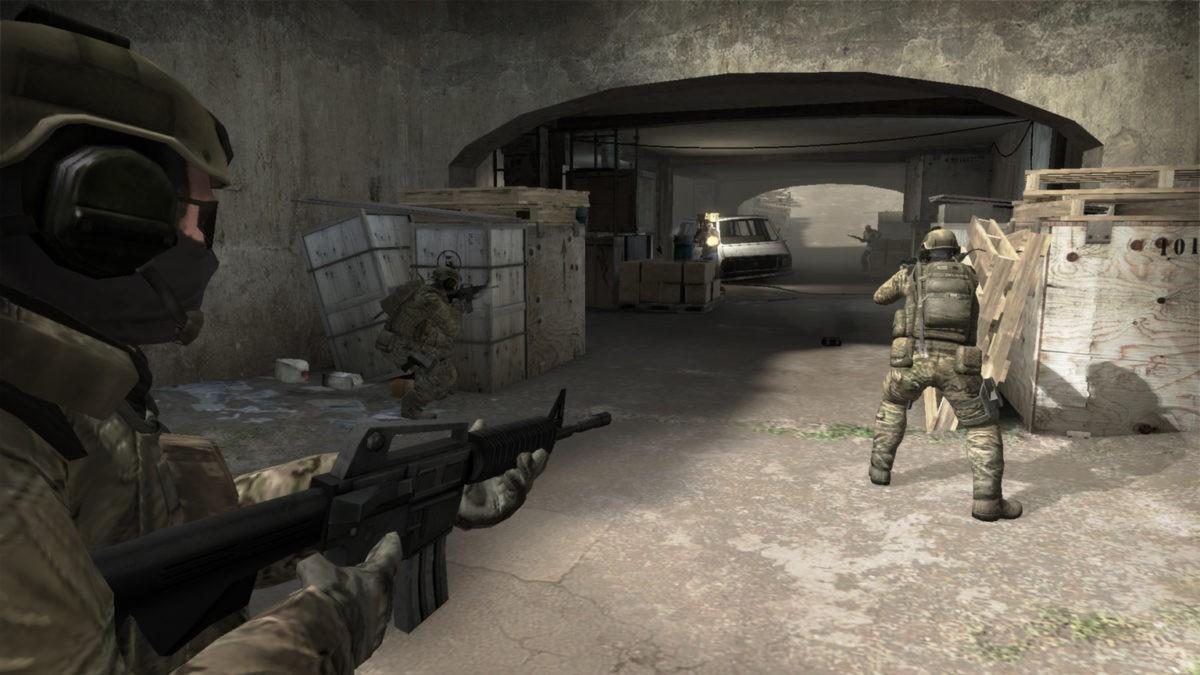 Counter-Strike (Контр Страйк) - лучшие сетевые шутеры