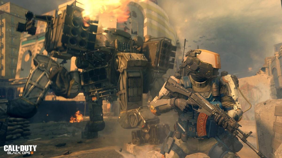 Call of Duty - лучшие шутеры про войну