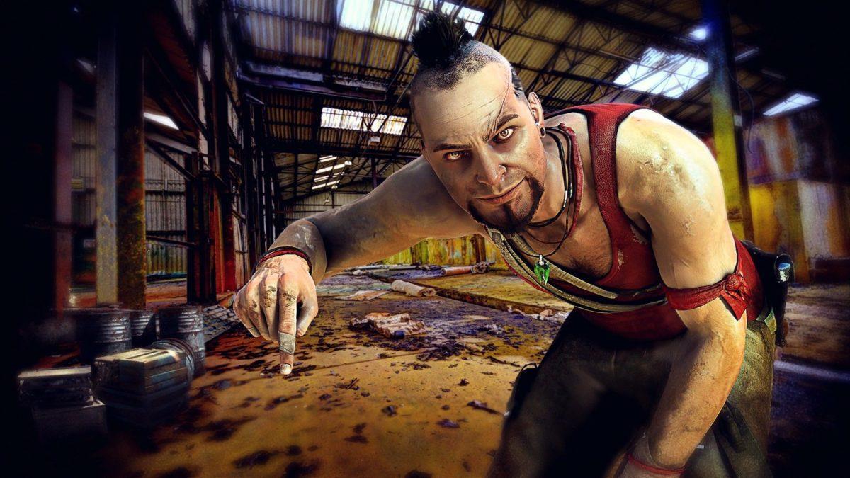 Серия Far Cry - шутеры от первого лица в открытом мире
