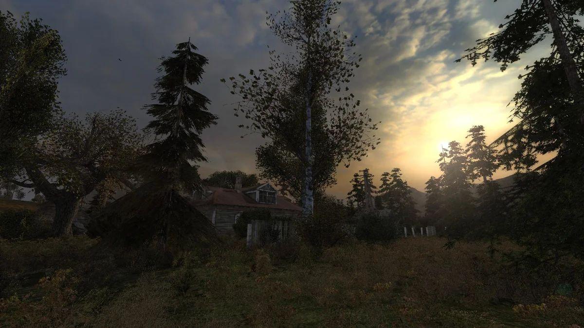 NLC 7 - глобальный мод на S.T.A.L.K.E.R.: Тень Чернобыль