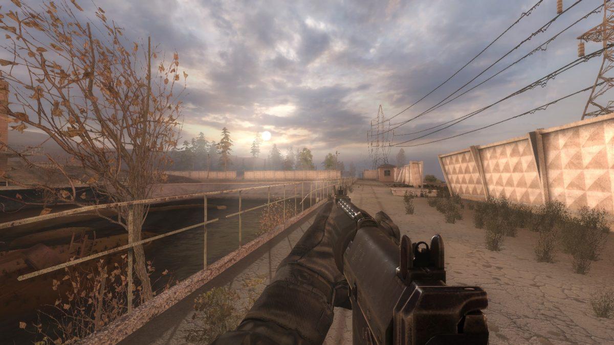 STCoP Weapon Pack 3.3 - сталкер моды на оружие