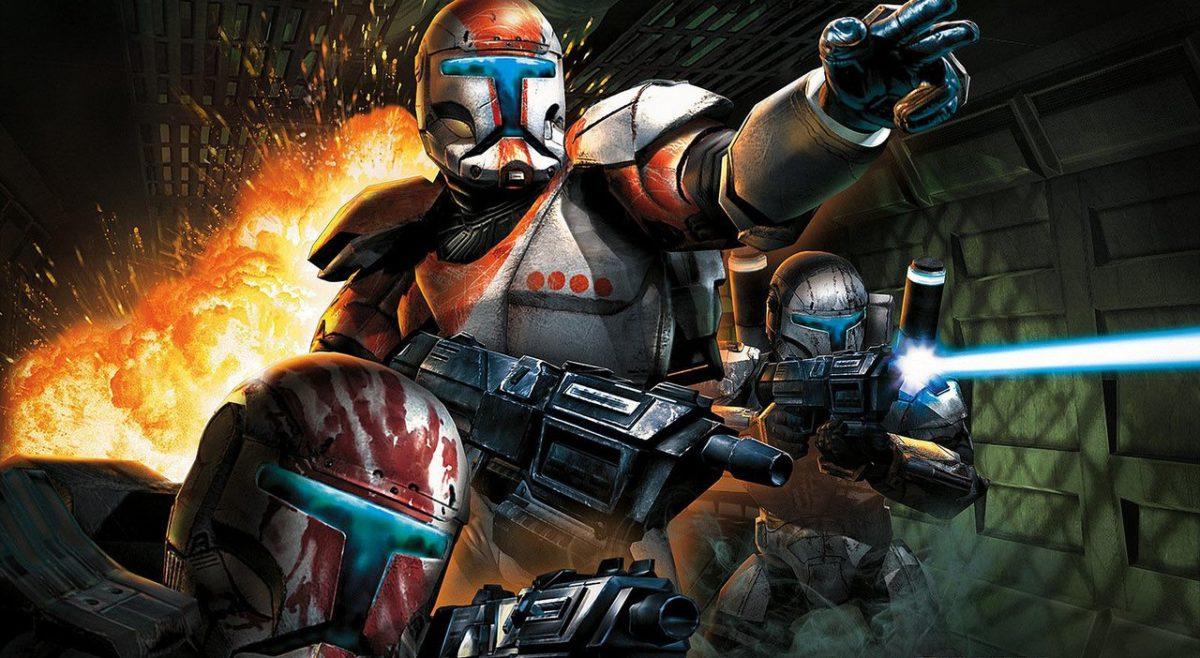 Star Wars Republic Commando - шутер для слабых ПК