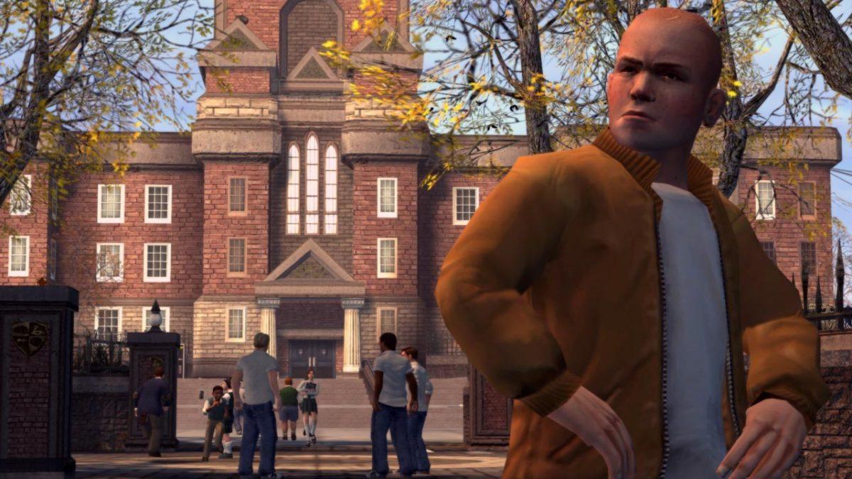 Bully - симулятор хулигана от авторов GTA