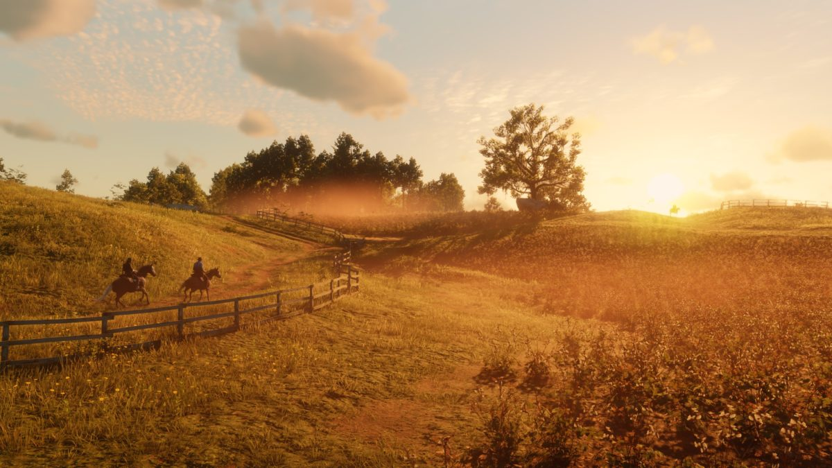 Red Dead Redemption 2 - системные требования