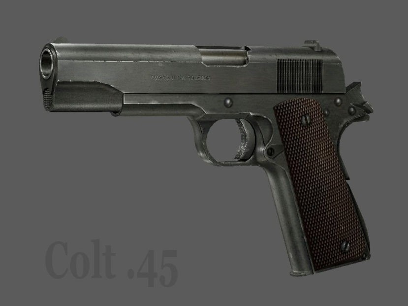 GUNSLINGER mod