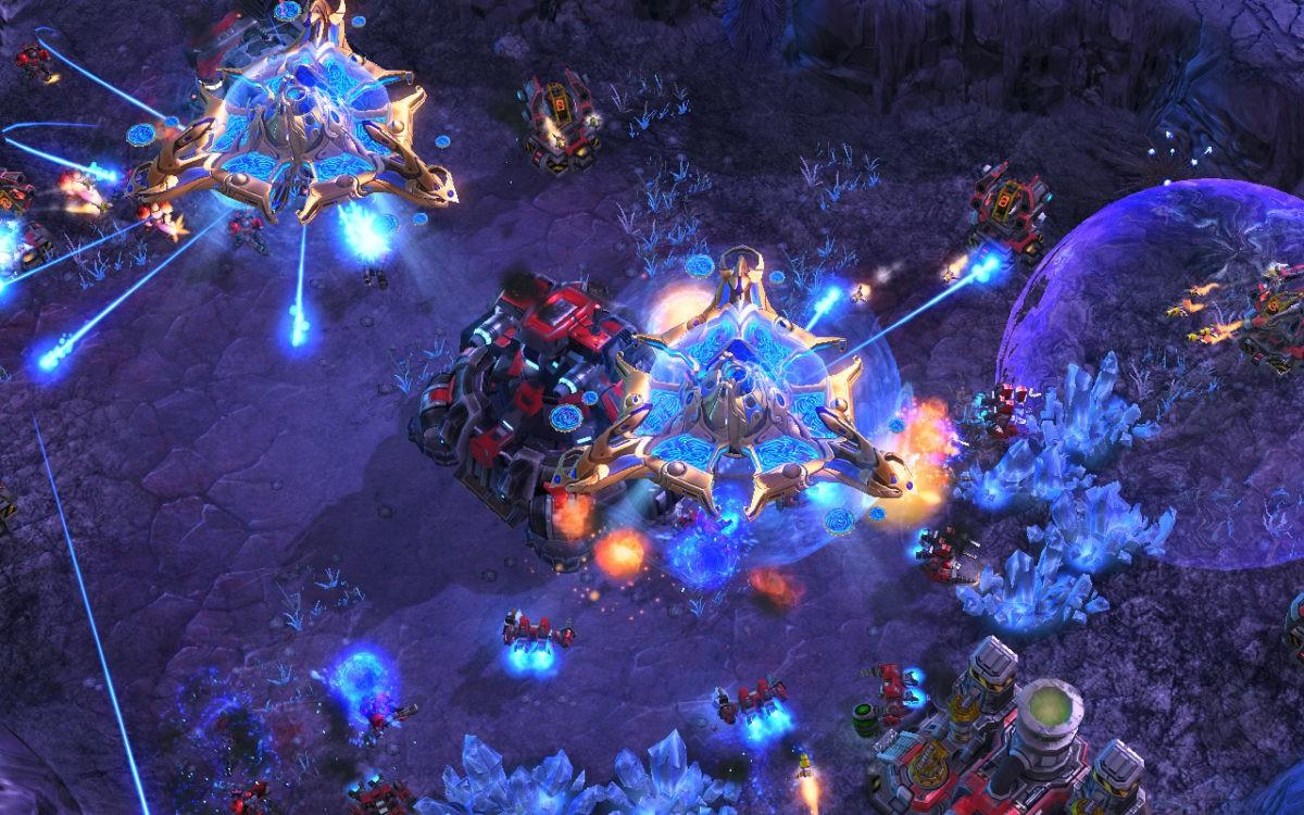 Лучшие бесплатные игры - StarCraft 2