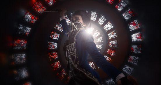 Подборка лучшего косплея на Эмили Колдуин из Dishonored