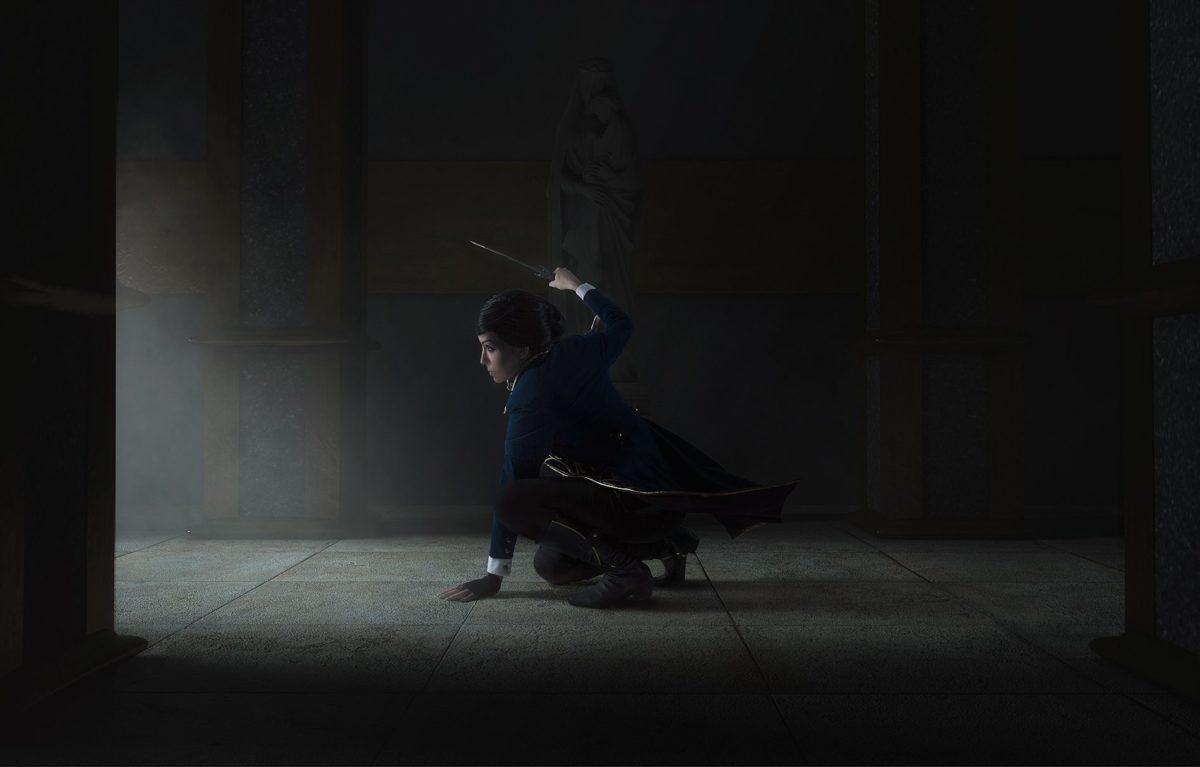 Aris - косплей на Эмили Колдуин (5)