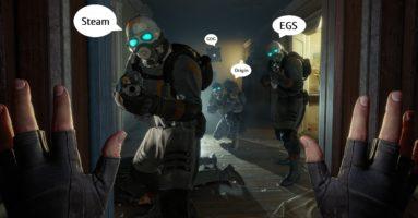 Где лучше покупать игры? Сравнение Steam, Epic Store, Origin и GOG