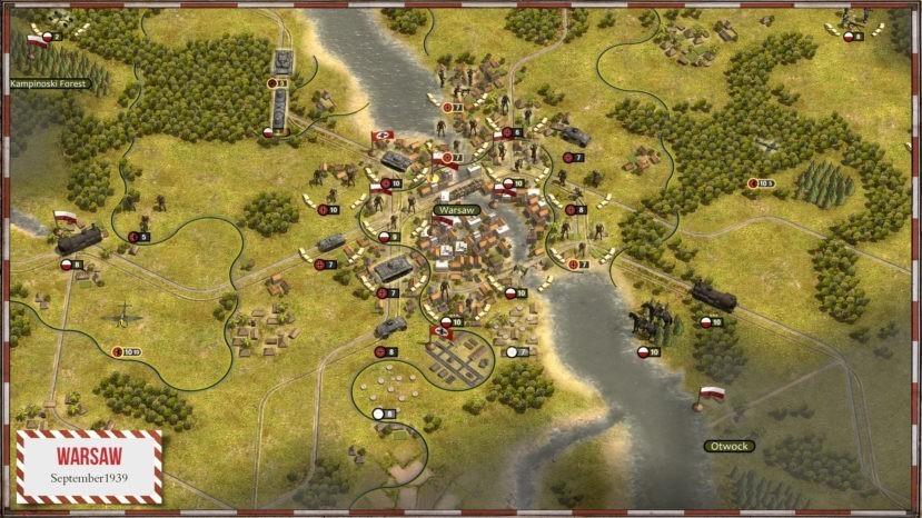 Order of Battle: World War II - бесплатные игры на компьютере