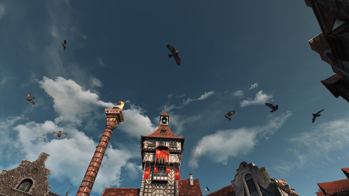 E3 HD Birds Reworked Project