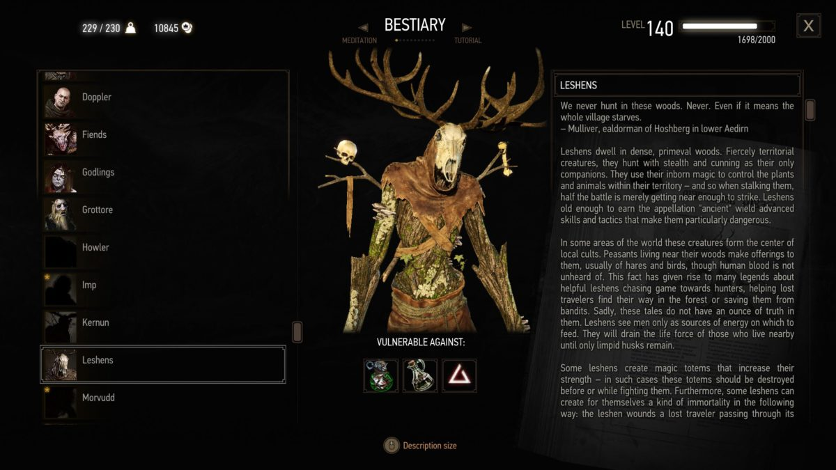Live Bestiary (3D Models in the Bestiary)